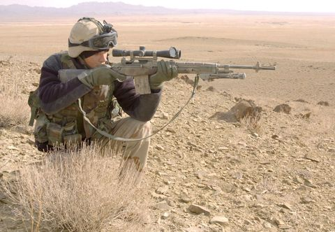 Gun, Soldier, Military, Shooting, Military organization, Infantry, Machine gun, Army, Marines, Recreation,