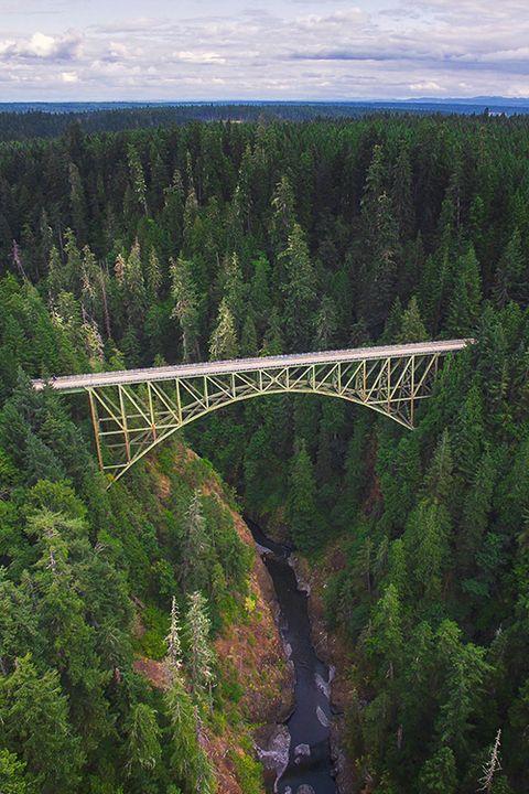 High Steel Bridge bungee