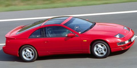 "<p>Unlike the beloved Toyota Supra, prices for the Nissan 300ZX Twin Turbo have remained fairly reasonable. You can one in <a href=""http://www.ebay.com/itm/1991-Nissan-300ZX-Turbo-/282421538771?hash=item41c1a2afd3:g:SKgAAOSwcUBYRe6N&amp;vxp=mtr"" target=""_blank"" data-tracking-id=""recirc-text-link"">fantastic shape for around $20,000</a>, and there are plenty of decent examples that cost less. With 300-hp from its 3.0-liter V6, the Turbo Z is a legitimate performer too.</p>"