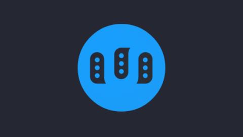 Electric blue, Azure, Symbol, Majorelle blue, Circle, Graphics, Number, Sign,