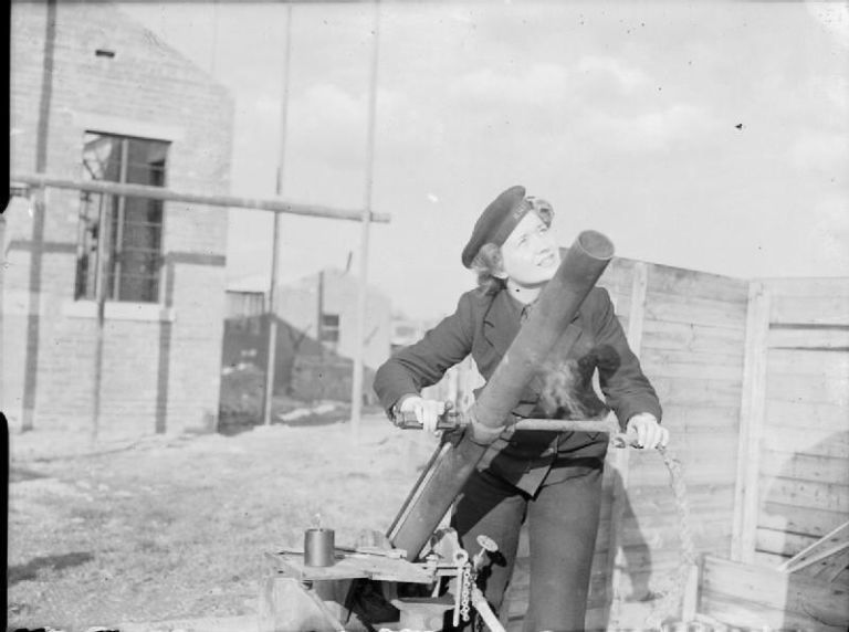 How the Humble Potato Cannon Served the Allies in World War Two
