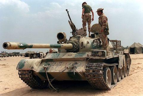 Combat vehicle, Tank, Self-propelled artillery, Motor vehicle, Vehicle, Military vehicle, Military, Mode of transport, Gun turret, Churchill tank,