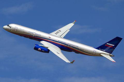Tu-152ON Open Skies surveillance aircraft.
