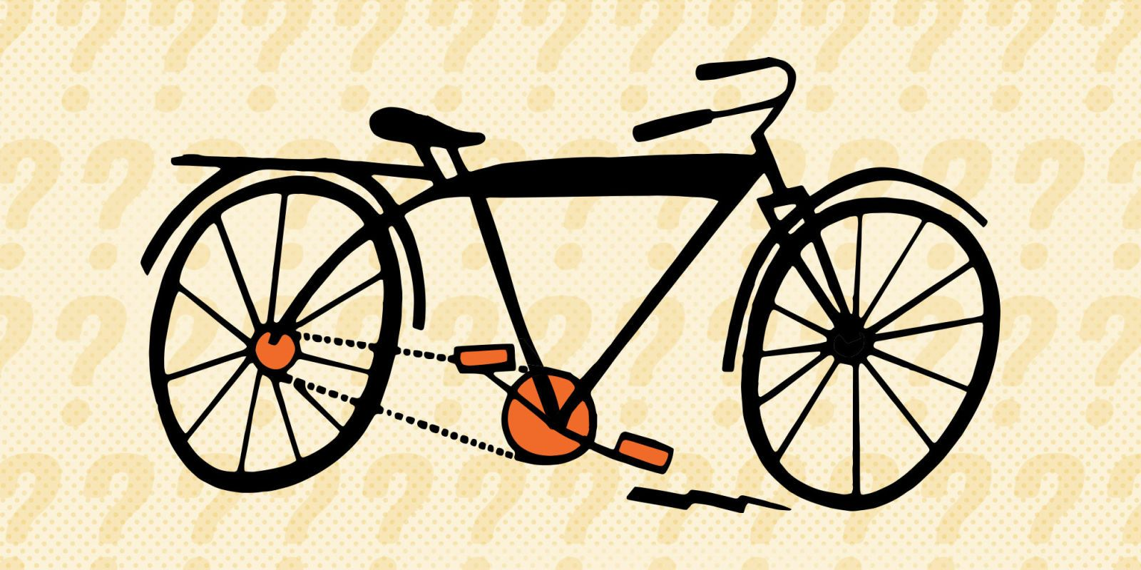 Solution to Riddle of the Week #24: The Bicycle Problem