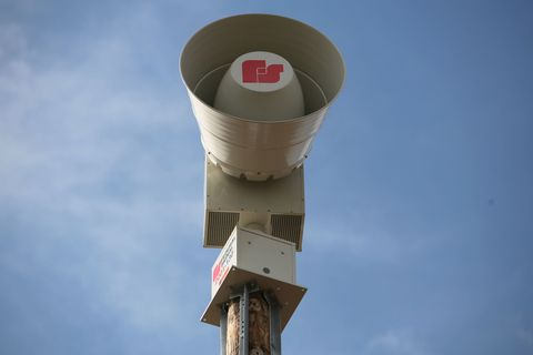 Hackers Turned On Every Tornado Siren In Dallas At Once