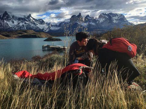 Nature, Mountain, Wilderness, Mountainous landforms, Mountain range, Natural landscape, Lake, Adventure, Fell, Grass family,