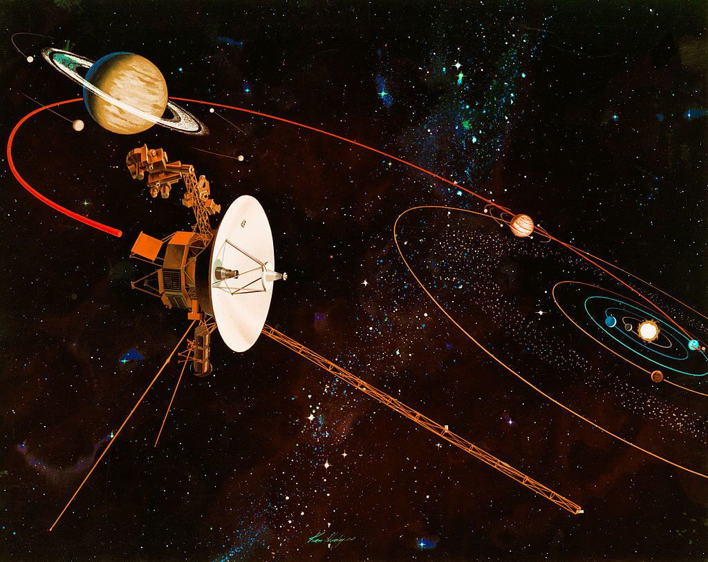 Voyager 1 Is Getting Closer to Earth—Temporarily