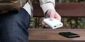 portable external battery