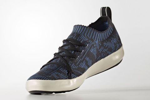 Adidas Parley boat shoe