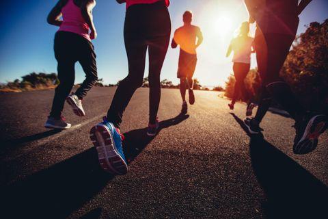 Leg, Human leg, People in nature, Shorts, Sunlight, Shadow, Morning, Athletic shoe, Sneakers, Pedestrian,