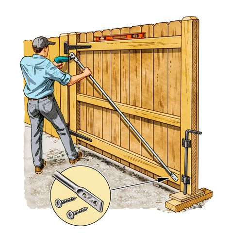 Do Repair Kits For Wood Gates Actually Work