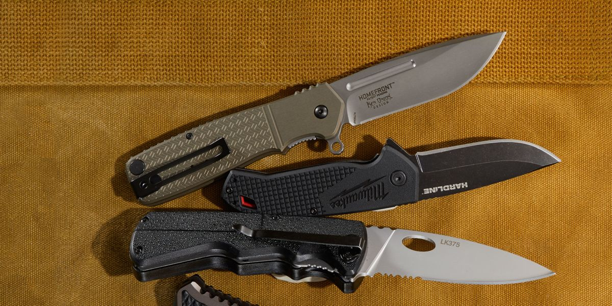 18 Best Pocket Knives And Pocket Knife Brands For Everyday Use