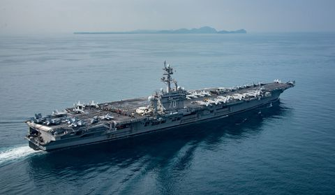 Ship, Naval ship, Warship, Vehicle, Heavy cruiser, Battleship, Boat, Amphibious assault ship, Dock landing ship, Watercraft,