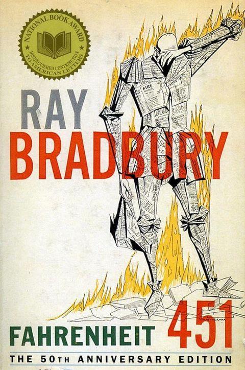 Fahrenheit 51 book cover