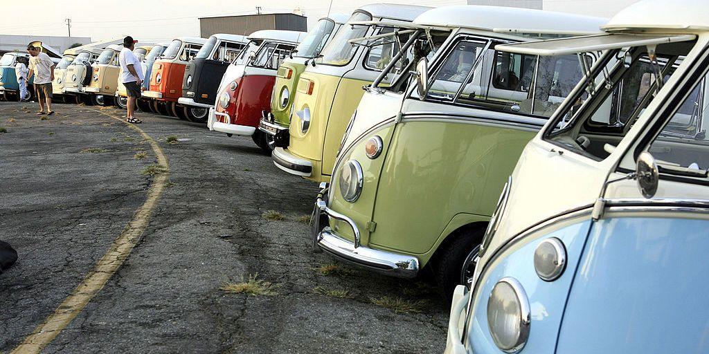 Peace, Love, & the VW Bus