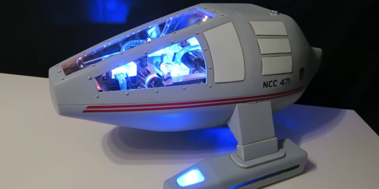 This Star Trek Computer Mod Is Gorgeous