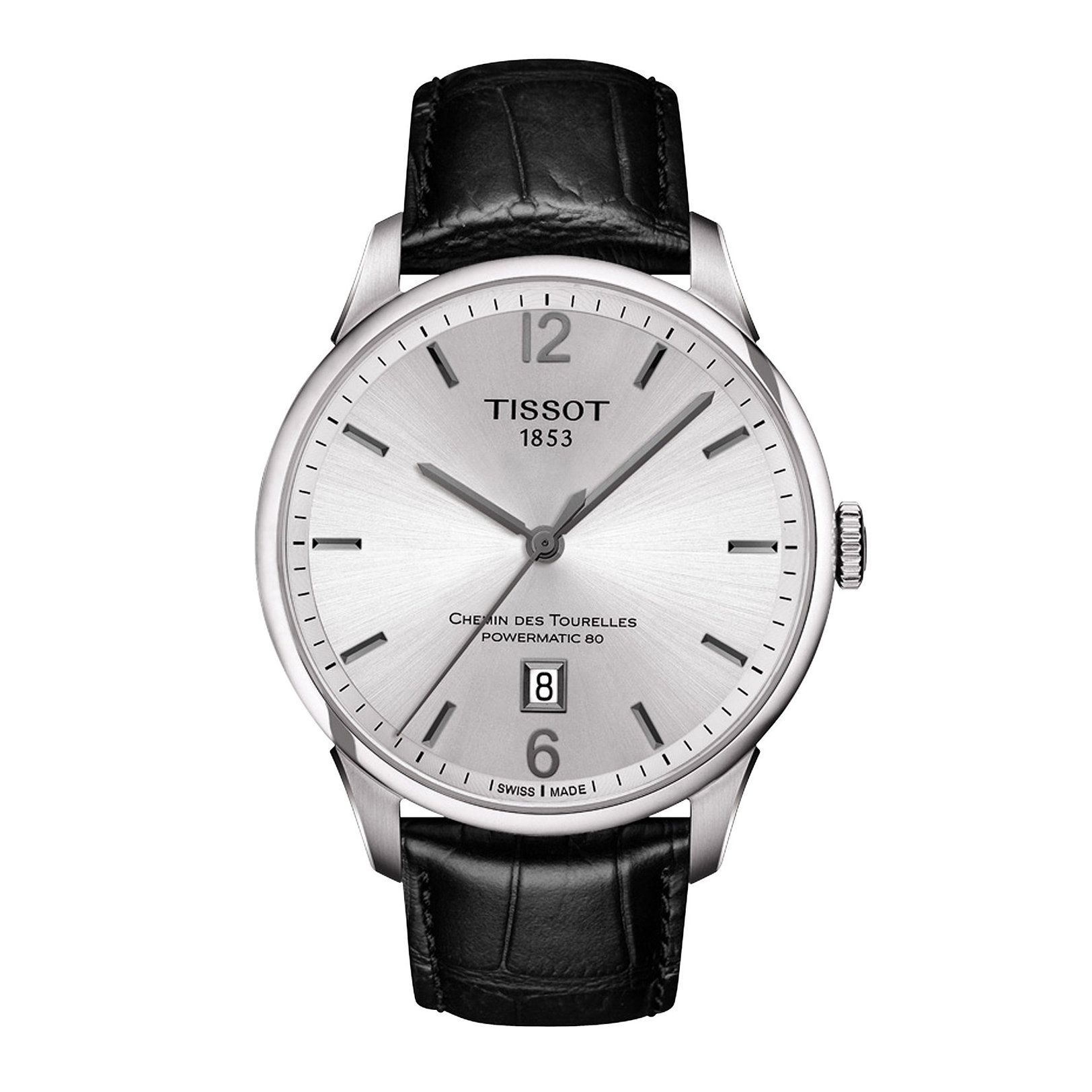 Tissot Powermatic 80 Chemin Des Tourelles