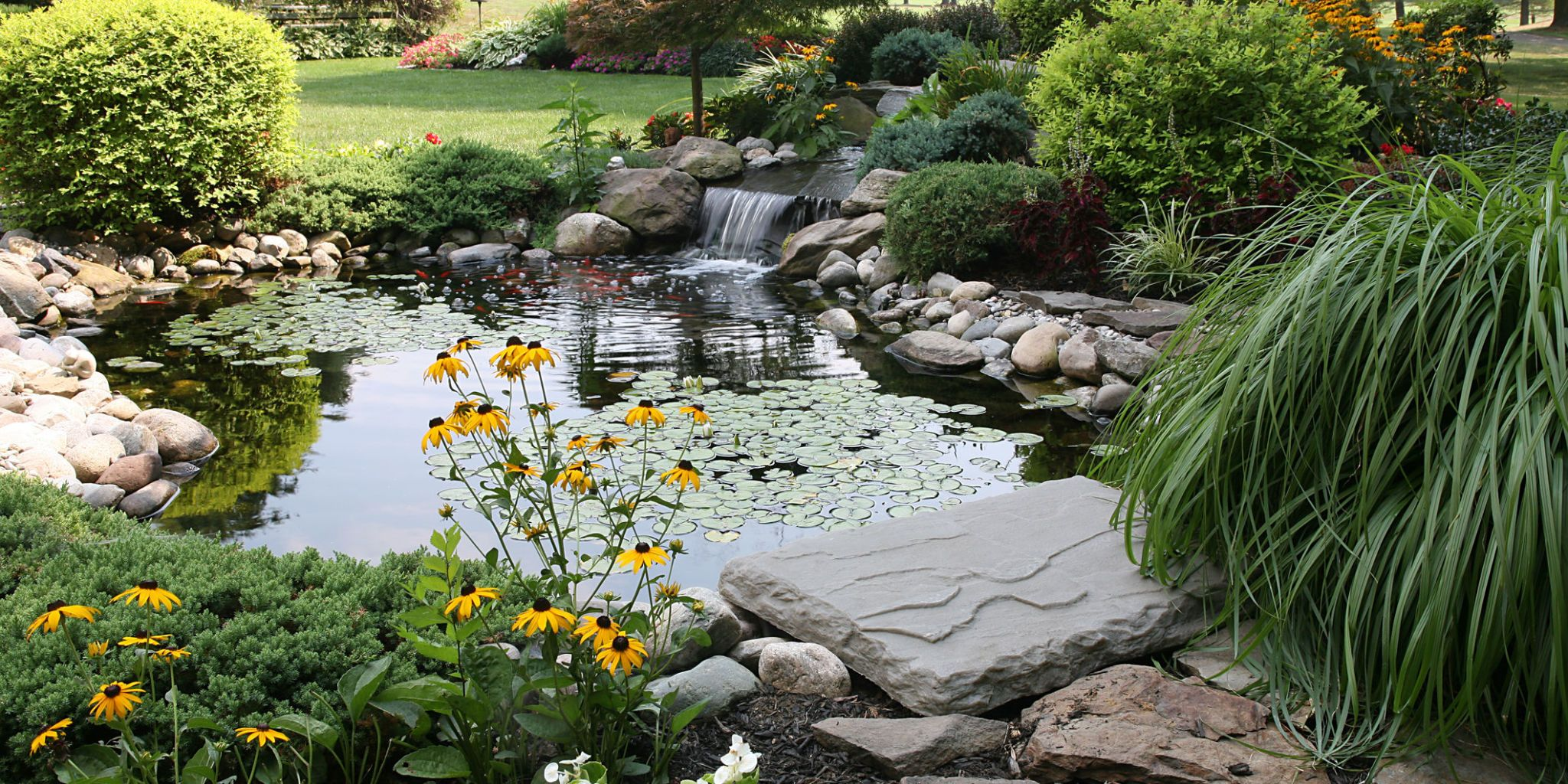 Check Out These Tips From The Pros To Add Color, Texture, Functionality,  And Points Of Interest To Your Yard. Landscaping Ideas