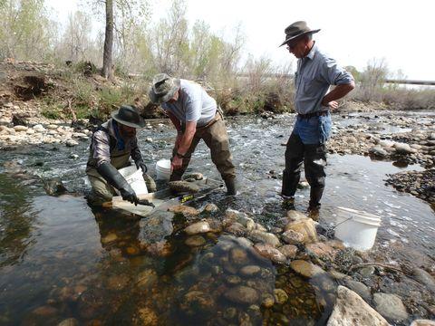 Hat, Wetland, Sun hat, Fedora, Mud, Boot, Fluvial landforms of streams, Cowboy hat, Mudflat, Bog,