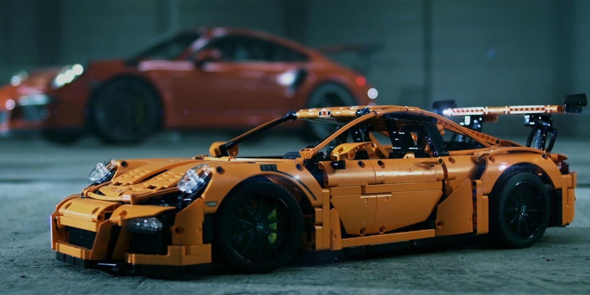 9 Awesome Lego Cars