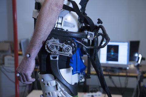 Pelvic Exoskeleton
