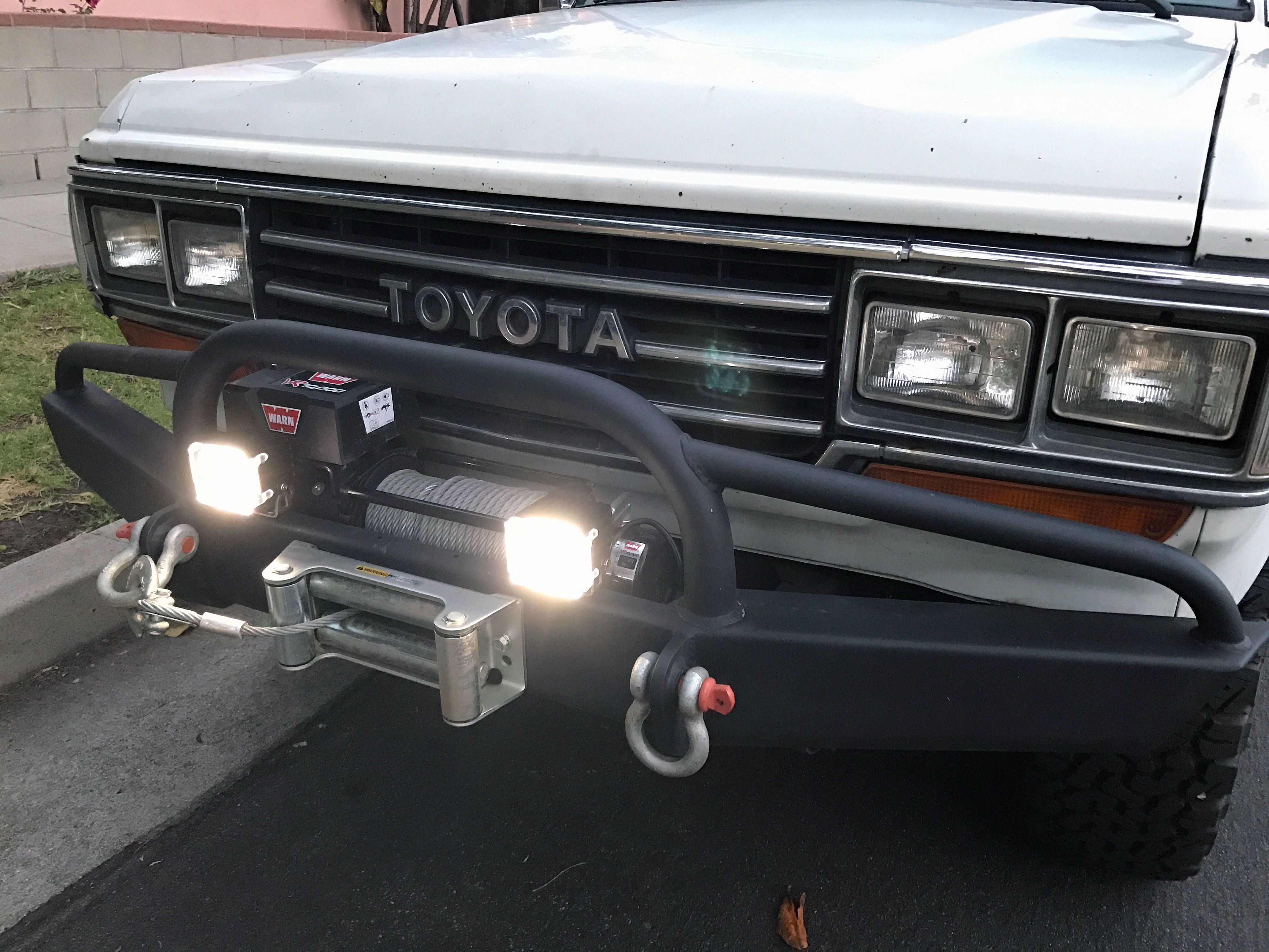 Tremendous Diy Wiring Harness For Jeep Fog Lamps Wiring Diagram Wiring Digital Resources Counpmognl