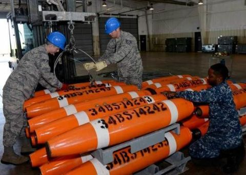 The Pentagon Is Bringing Back Air-Dropped Sea Mines