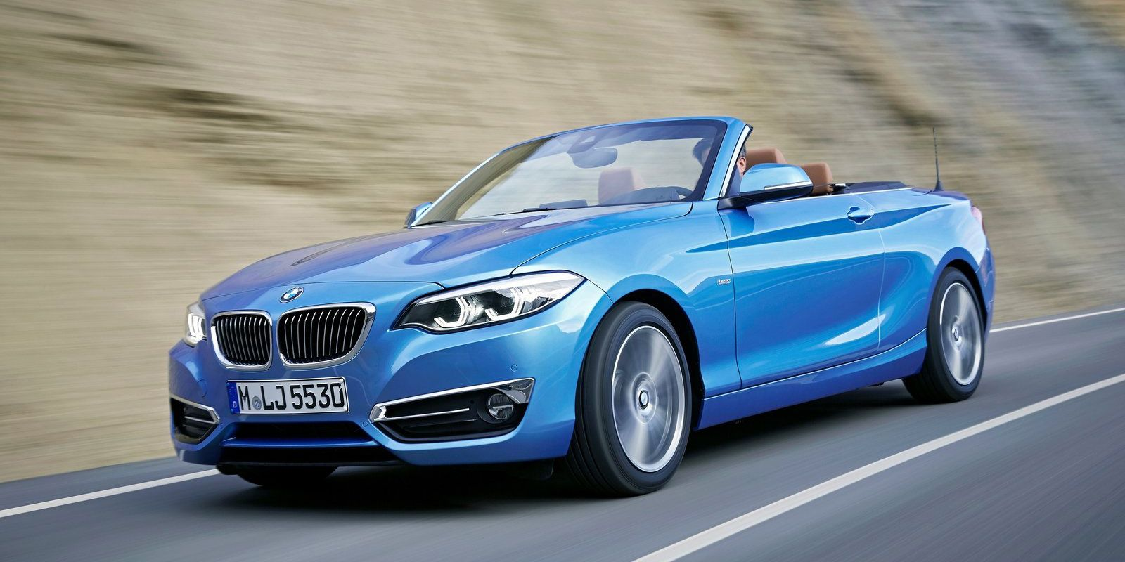 """<p>If you're looking to save a little money over the i8, or you prefer a traditional drivetrain over a hybrid, you can still have fuel-efficient fun in a BMW. The 230i will hit 35 mpg on the highway if you choose the automatic, but <a href=""""http://www.roadandtrack.com/car-culture/a29245/bmw-2-series-comparison-test/"""" target=""""_blank"""" data-tracking-id=""""recirc-text-link"""">it's still a blast to drive</a>. Its 248-horsepower engine is powerful enough to hit 60 mph in either 5.2or 5.3seconds depending on the transmission.</p>"""