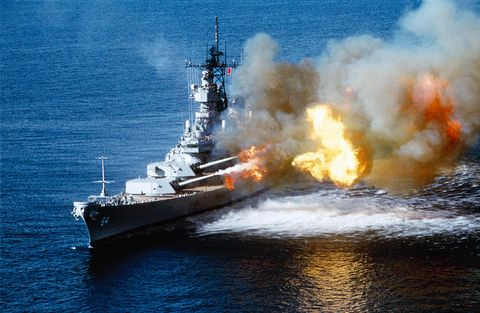 Should Trump Bring Back WWII-Era Battleships?