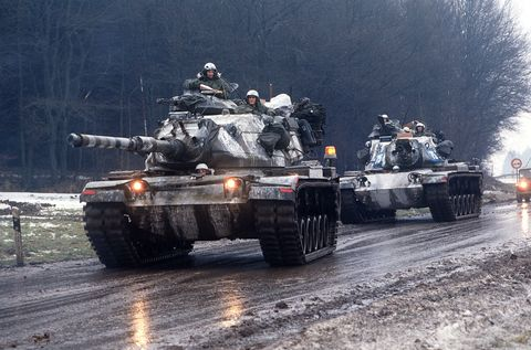 Combat vehicle, Tank, Motor vehicle, Vehicle, Armored car, Military vehicle, Military, Mode of transport, Army, Military organization,