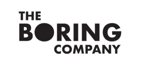 boring company logo