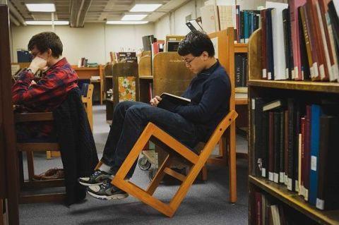 lean back chair