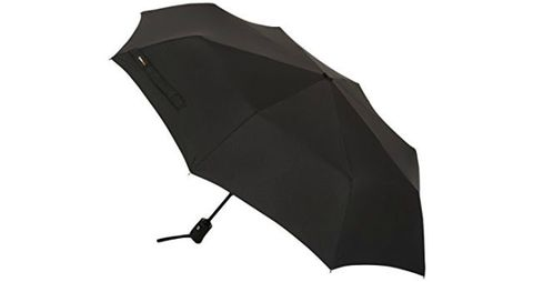 Umbrella, Black, Product, Fashion accessory,