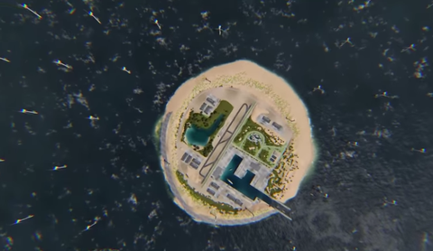 dogger island wind farm hypothetical