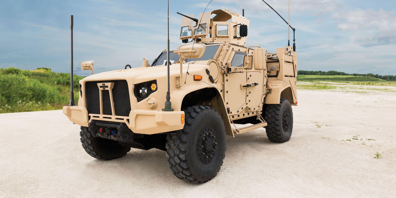 We Ride in JLTV, the Humvee's Successor