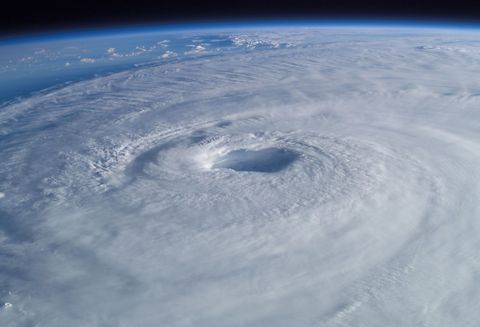Atmosphere, Tropical cyclone, Sky, Outer space, Cyclone, Earth, Space, Storm, Geological phenomenon, Astronomical object,