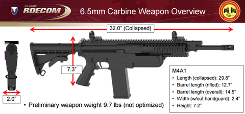 Three Rifles That Could Replace the Army's M4A1 Carbine
