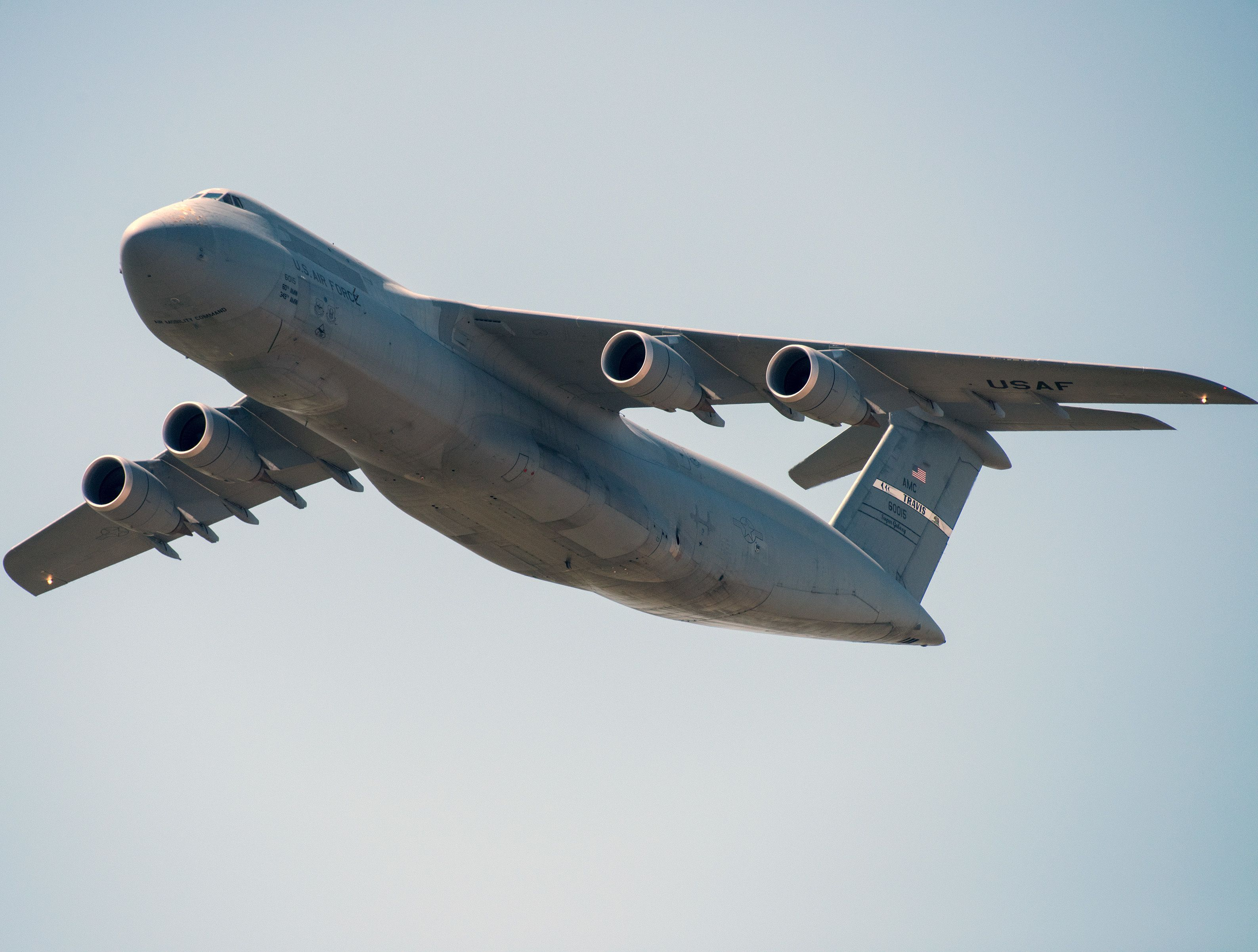 the air force is reactivating the giant c 5 galaxy