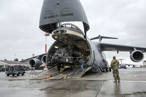 The Air Force is Reactivating the Giant C-5 Galaxy