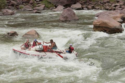 Body of water, Inflatable boat, Fun, People, Rapid, Recreation, Water resources, Waterway, Water, Rafting,