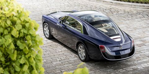 It Took Four Years to Make This $13 Million Rolls-Royce