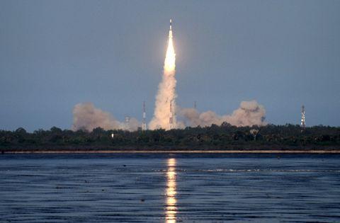 India GSLV Rocket
