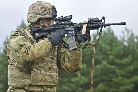 2ea6a7ef27 Three Rifles That Could Replace the Army s M4A1 Carbine