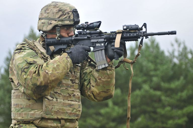 Three Rifles That Could Replace The Army S M4a1 Carbine
