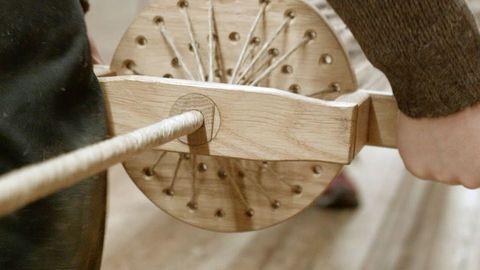 Wood, Natural material,