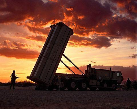 Sky, Sunset, Evening, Vehicle,