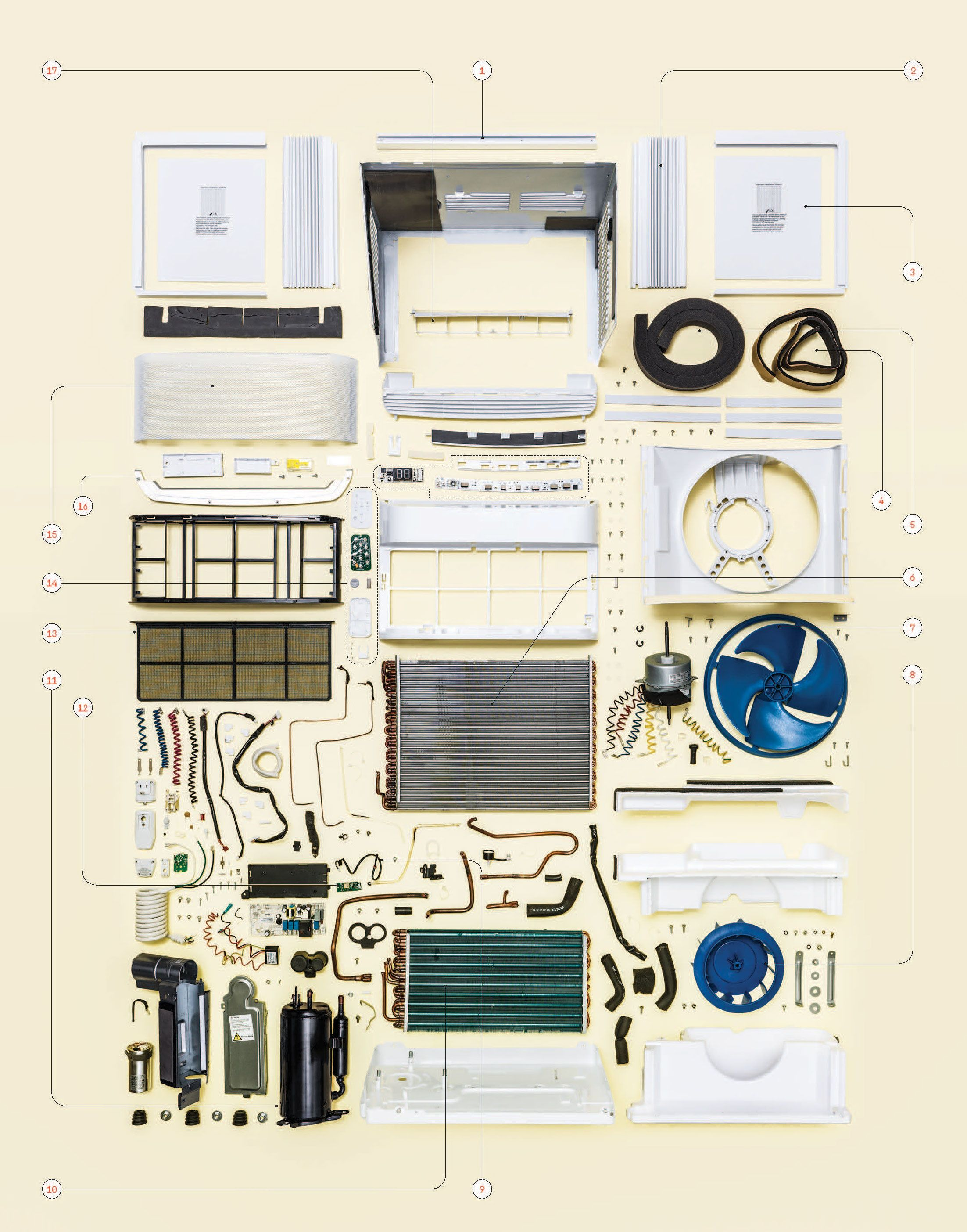 Things Come Apart Air Conditioner Hotpoint Wiring Diagram