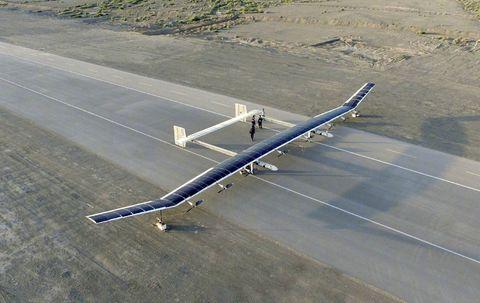 China Solar Plane