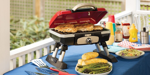 Don T Let The Size Of Your Outdoor E Prevent You From Enjoying A Grilled Steak Or Veggies These Portable Bbq Grills Are Great For Car Camping And
