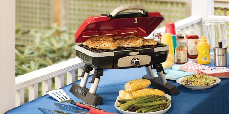 The 6 Best Small Grills - The Best Micro Grills For Your Tiny Space